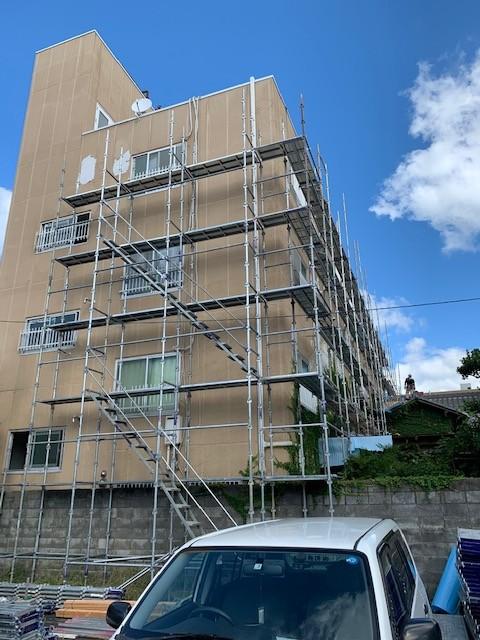 Aマンション外壁修繕工事