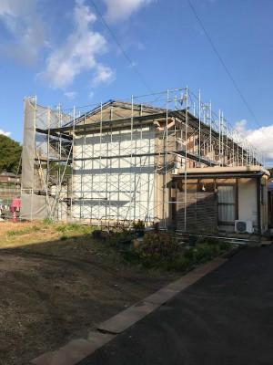 府営住宅屋根改修工事